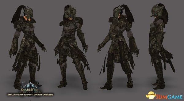 《暗黑3:终极邪恶版》变身巨像与感染者战个痛快