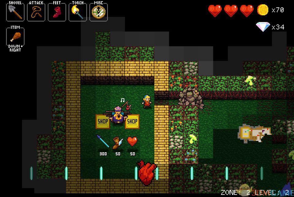 图片[1]-魔性音乐冒险游戏《节奏地牢》根本停不下来,PC、IOS等多平台-福利巴士