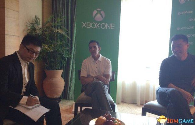 XboxOne国行版将锁区?微软副总裁回应模棱两可