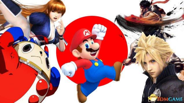 日本网站搞游戏粉丝调查 任天堂成最受欢迎游戏商