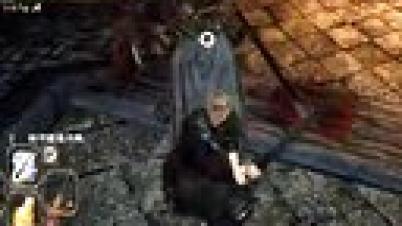 黑暗之魂2:失落皇冠DLC 隐藏剧情流程解说视频