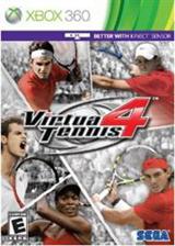 虚拟网球4 日版ISO版