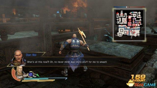 《真三国无双7:猛将传》PC版新DLC 有神秘武器