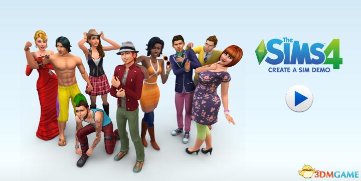 <b>捏美女玩 《模拟人生4:创造市民》免安装试玩版</b>