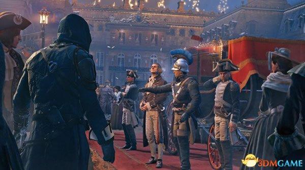 《刺客信条:大革命》关键人物 拿破仑路易十六登场