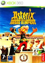 奥运会上的阿斯特里克斯 GOD版