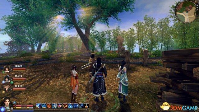 江湖再启《新剑侠传奇》2.0版正式发布 更多新内容