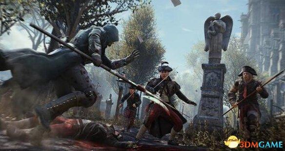 《刺客信条:大革命》加入头目战 新远程武器登场