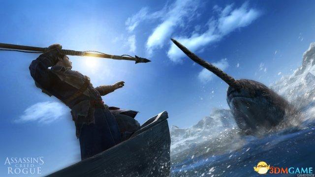 <b>GC 14:《刺客信条:叛变》新图 圣殿骑士战刺客</b>