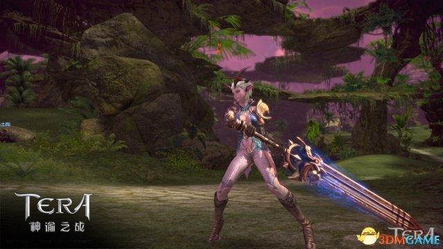 最强武器集合!世界级MMO《TERA》顶级神兵一览