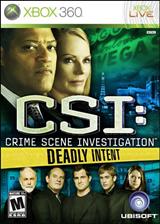 CSI犯罪现场:致命意图 全区ISO版