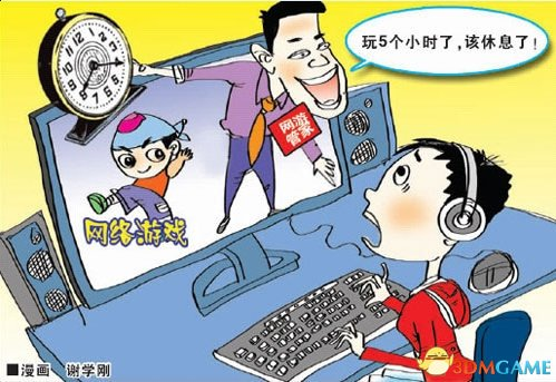儿子沉迷网游 老妈苦练网络技术黑掉儿子网游账户