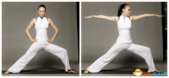 亞洲最美瑜伽教練美照曝光 當眾拉胸墊大秀美胸圖片