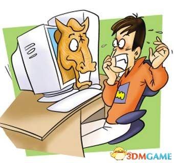 浙江农民痴迷游戏 购买木马控制5千台电脑赚45万