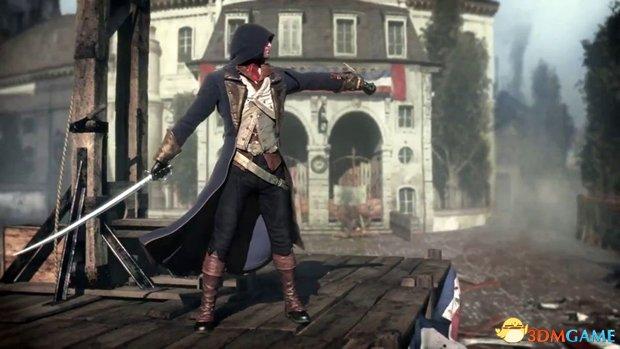 《刺客信条:大革命》新情报 跳票自然为精心打造