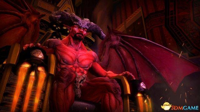 《黑道圣徒:逃出地狱》爱情剧情 总统娶撒旦之女