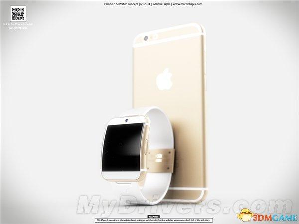 苹果全新产品iWatch疯狂曝光:逼着你非买不可!