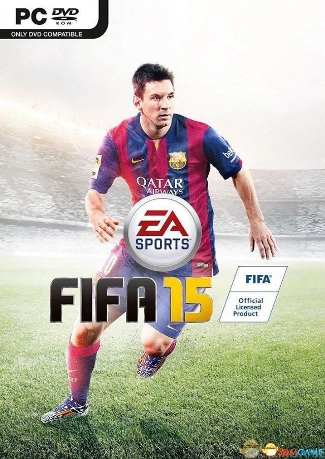 自带中文的抢先体验 《FIFA 15》PC试玩版发布