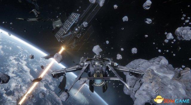 《星际公民:竞技场指挥官0.9》发布 宣传视频公开