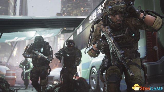 《使命召唤11:高级战争》新模式 统治模式强化版