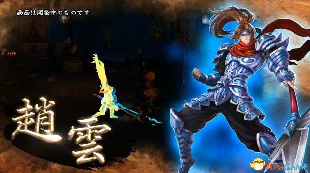 PS4《三国战纪》新作预告片赏 左慈竟成胸悍御姐!