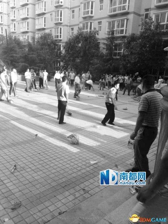 蓝翔技校副校长率上百师生赴河南与校长岳父斗