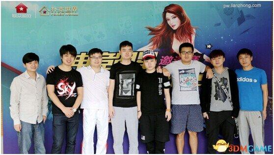 WCG巅峰对决再现 德扑电竞明星邀请赛之首轮集锦