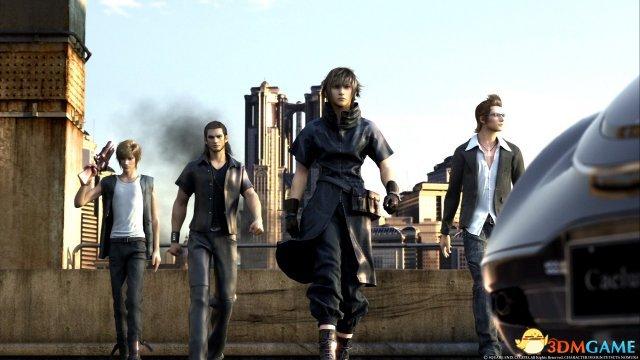 可尽情游玩三四个小时 《最终幻想15》试玩版情报