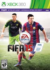 国际足球大联盟FIFA15 GOD版