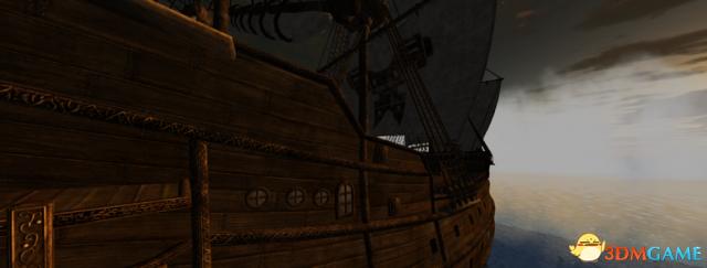 前阶段Steam青睐之光上有一款虚拟现实VR游戏上线
