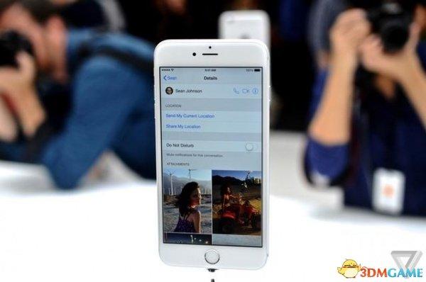 果粉们用上iPhone 6 Plus手机 必需得感谢三星