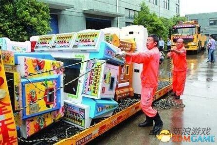上海警方敦促游戏机加装黑匣子 以防被改为赌博机