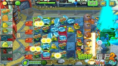 《植物大战僵尸2》添猛将 蒲公英炸弹绒球凶猛来袭