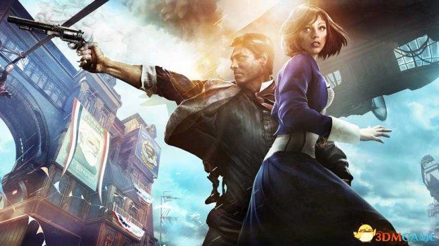 无限》将会推出针对本世代主机平台的全DLC游戏