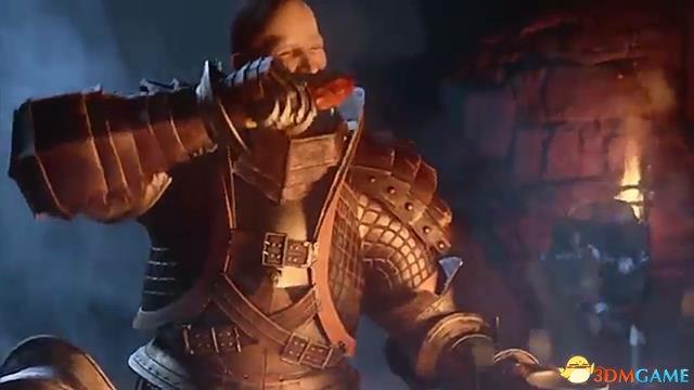 烤肉真好吃 怪物猎人4 终极版 开场动画公布图片