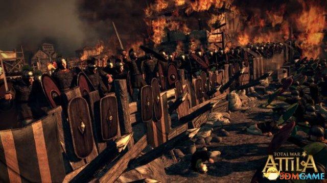 《全面战争》系列最新作出炉:匈奴王阿提拉到来