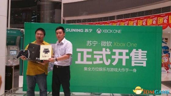 3699!国行Xbox One终于正式开卖 首批游戏曝光!