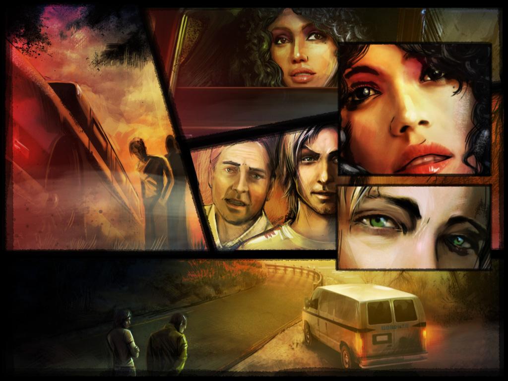 狩魔猎人:父之罪 游戏截图