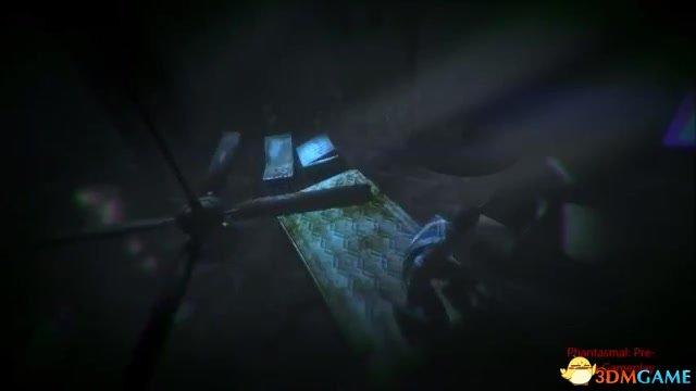 《幽灵幻影》创建的害怕气氛来源于游戏世界的