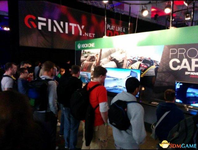 <b>EGX展会《赛车计划》Xb1展台实际演示版本为PC版?</b>