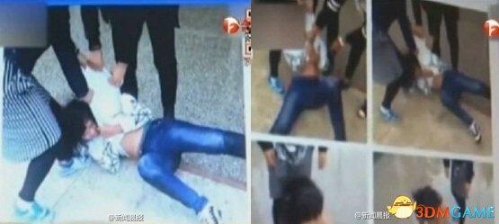 初二女生遭同学扒光上衣 心里受伤不吃不喝不出门