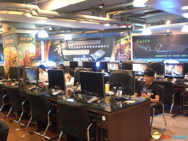 杭州网吧寻竞争优势求新突破 清新转型成高档网咖