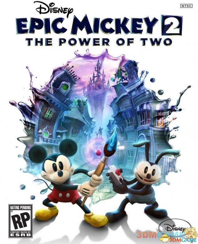 国庆献礼!《传奇米老鼠2:双重力量》破解版发布