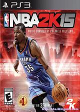 美国职业篮球NBA2K15 繁体中文美版