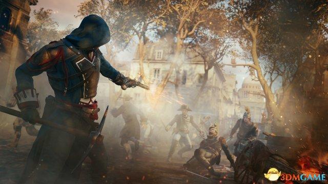 《刺客信条:大革命》操控变样 新玩家表示无压力