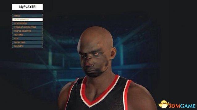 <b>《NBA2K15》脸部扫描系统详解 让妖魔鬼怪不再出现</b>