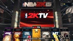 NBA 2K15 生涯模式实况解说视频
