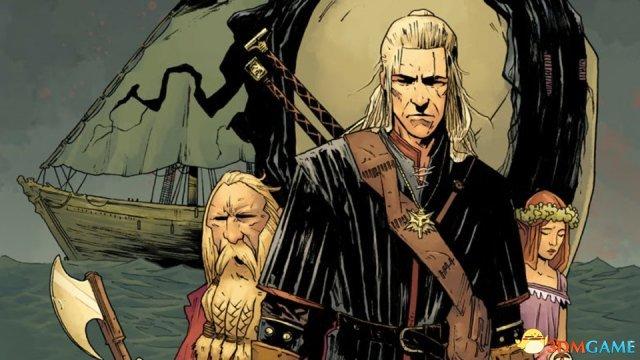 CDPR称《巫师》系列第二部改编漫画明年4月连载