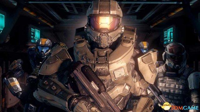 <b>士官长将会继续在《光晕5:守护者》中担任主角</b>