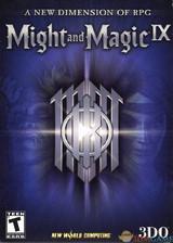 魔法门9 英文硬盘版